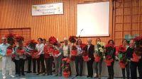 Blumenschmuck-Wettbewerb